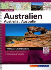 Vente livre :  Australia ; road atlas  - Collectif