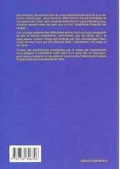 Les Sorties Hors Du Corps Ou La Realite Fascinante Du Voyage Astral - 4ème de couverture - Format classique