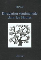 Divagations Sentimentales Dans Les Maures - Intérieur - Format classique