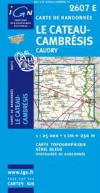 Le Cateau-Cambresis - Couverture - Format classique