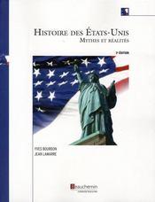 Histoire des états-unis (2e édition) - Intérieur - Format classique