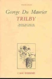 Trilby - Couverture - Format classique