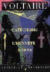 Catechisme De L'Honnete Homme - Couverture - Format classique