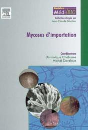 Mycoses d'importation - Couverture - Format classique