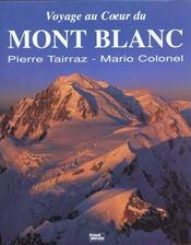 Guide Franck ; Voyage Au Coeur Du Mont Blanc - Intérieur - Format classique