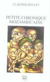 Petite chronique mozambicaine - Intérieur - Format classique