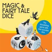 Magic And Fairy-Tale Dice /Anglais - Couverture - Format classique
