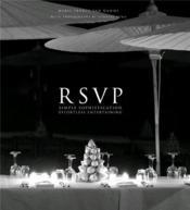 Rsvp /Anglais - Couverture - Format classique