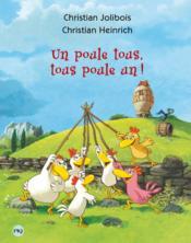 Les P'Tites Poules T.10 ; Un Poule Tous, Tous Poule Un ! - Couverture - Format classique