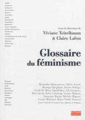 Glossaire du féminisme - Couverture - Format classique
