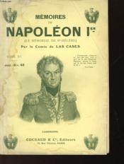 MEMOIRES DE NAPOLEON Ier - TOME XV - Couverture - Format classique