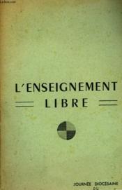 L'Enseignement Libre - Couverture - Format classique