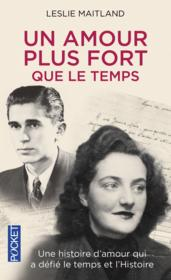 Un amour plus fort que le temps  - Leslie Maitland