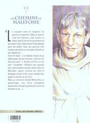 Les chemins de Malefosse t.12 ; la part du diable - 4ème de couverture - Format classique