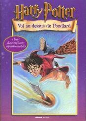 Harry Potter ; Vol Au-Dessus De Poudlard ; Livre D'Autocollants - Intérieur - Format classique