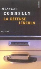 La defense Lincoln - Couverture - Format classique