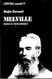 Melville Signes Et Metamorphoses - Couverture - Format classique