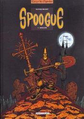 Spoogue t.1 ; Kougna - Intérieur - Format classique