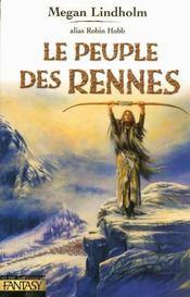 Le peuple des rennes t.1 - Intérieur - Format classique