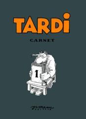 Carnet t.1 - Couverture - Format classique
