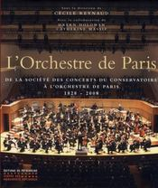 L'orchestre de Paris - Intérieur - Format classique