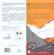 3 Pas - 4ème de couverture - Format classique
