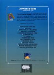 La vallée de Tinée ; guide touristique - 4ème de couverture - Format classique