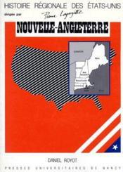 Nouvelle-Angleterre - Couverture - Format classique