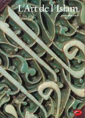 Art De L'Islam (L') - Intérieur - Format classique