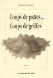 Coups De Pattes... Coups De Griffes - Couverture - Format classique