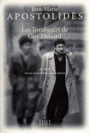 Tombeau De Guy Debord - Couverture - Format classique