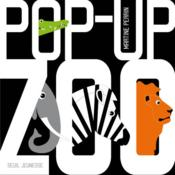 Vente livre :  Pop-up zoo  - Martine Perrin