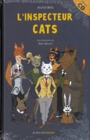 L'inspecteur Cats - Couverture - Format classique