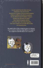 L'inspecteur Cats - 4ème de couverture - Format classique