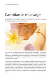 Les massages pour tous - Couverture - Format classique