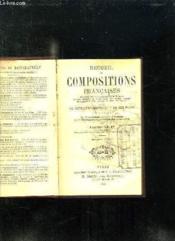 RECUEIL DE COMPOSITIONS FRANCAISES 2em EDITION. - Couverture - Format classique