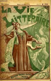 Le Mariage De Stanislas Levillain. 2eme Partie Et Fin. La Vie Litteraire. - Couverture - Format classique