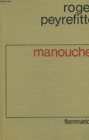 Manouche. - Couverture - Format classique