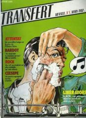 Transfert - Mensuel N°1 - Couverture - Format classique