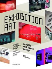 Vente livre :  Exhibition art ; graphics and space design  - Wang Shaoqiang