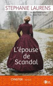 Vente  Cynster T.3 ; l'épouse de Scandal  - Stephanie Laurens