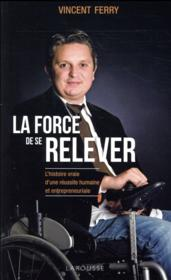 Vente  La force de se relever  - Vincent Ferry