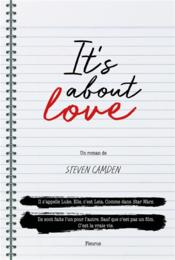 Vente  It's about love  - Camden Steven - Steven Camden