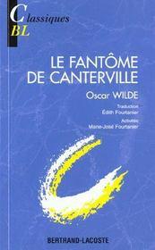 Le fantôme de Canterville, d'Oscar Wilde - Intérieur - Format classique