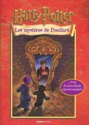 Harry Potter ; Les Mysteres De Poudlard ; Livre D'Autocollants - Intérieur - Format classique