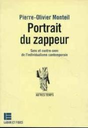 Portrait Du Zappeur - Couverture - Format classique