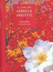 Le livre des arbres et arbustes - Intérieur - Format classique