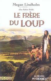 Le peuple des rennes t.2 ; le frere du loup - Intérieur - Format classique