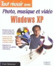 Windows Xp, Loisirs Numeriques - Couverture - Format classique