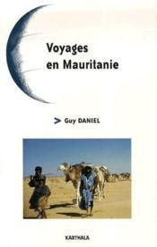 Voyages en Mauritanie - Couverture - Format classique